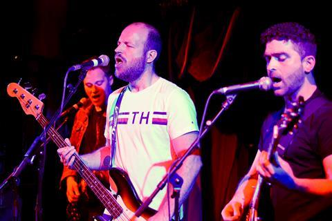 Trowers & Hamlins band